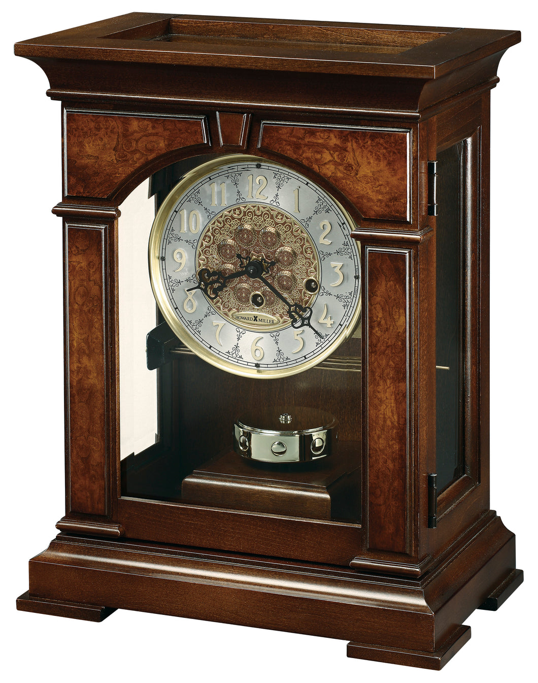 630-266_HowardMiller_Emporia_Mechanical_Mantel_Clock_WestminsterChime