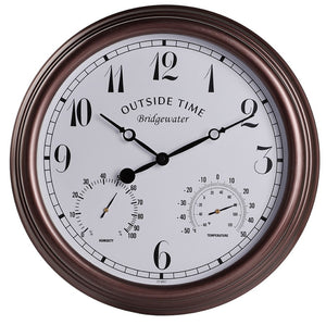 Bridgewater Outdoor Clock 38cm
