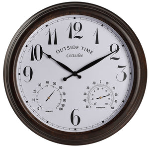 Cottesloe Outdoor Clock 38cm