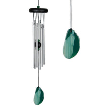 Woodstock Windchime Agate Green