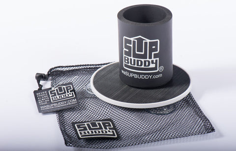 SUP Buddy Beverage Holder - SUP_Paddleboard_Deck_Accessories_J_Hook_Suction_cup_accessories - www.vamolife.com - www.vamolife.com