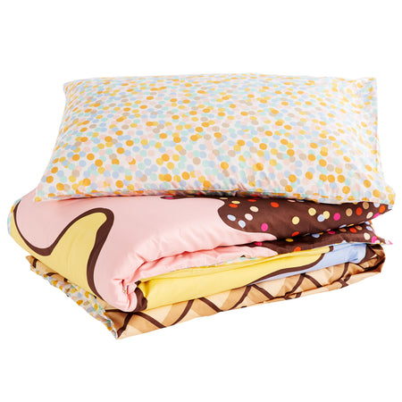 Triple Sundae Bedding Set (Single + Double size)