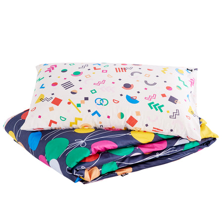 Up Up and Away Bedding Set (Single + Double size)