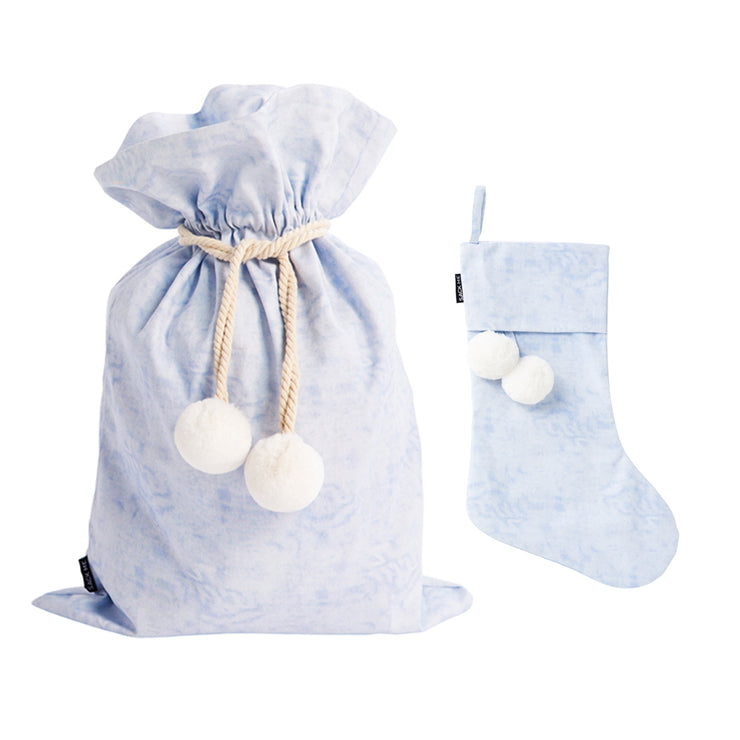 Cloudy Bay Swag Sack + Christmas Stocking Set - Pre order for delivery in 2 weeks