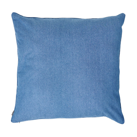Denim Floor Cushion Cover