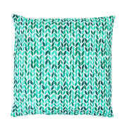 Green with Envy Waterproof Large Cushion Cover