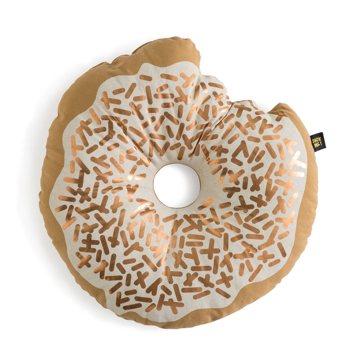 Krispy Dreme Cushion - Metallic Sprinkle