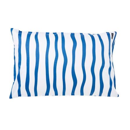 Navy Stripe Pillowcase - (Set of 2) Bundle and save $10