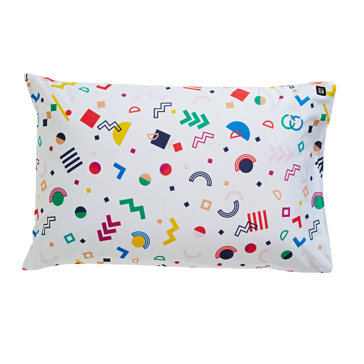 Shake Shape Pillowcase (Set of 2)