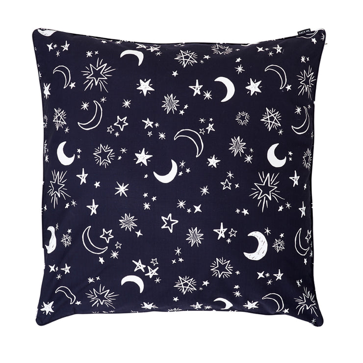 Starry Night Floor Cushion Cover