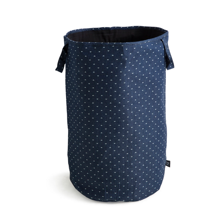 Binky Chambray Storage Basket
