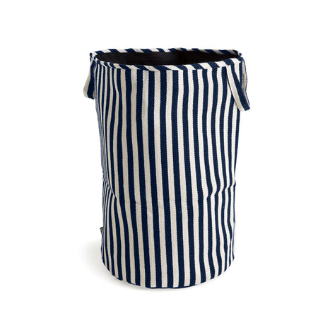 Classic French Navy Storage Basket