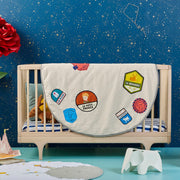 The Little Prince Iconic Patches Playmat