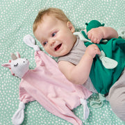 Dee Dragon Organic Baby Security Blanket