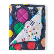 Up Up & Away Cot Quilted Cover/Playmat