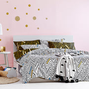 Zig Zag Bedding Set (Single + Double size)