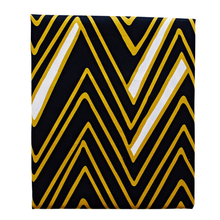 Zig Zag Night Flat Sheet