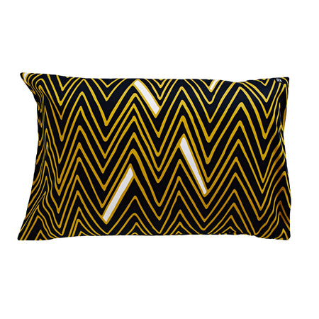 Zig Zag Night Pillowcase (Set of 2) Bundle and save $10