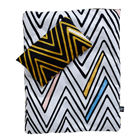 Zig Zag Doll Bedding Set