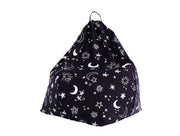 starry night beanbag cover