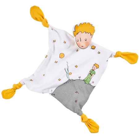 The Little Prince/Le Petit Prince Organic Baby Security Blanket