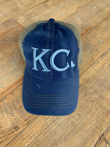 KC Heart Trucker Cap