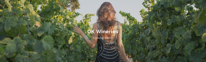 OK Wineries ... Soon to be launched on the market!