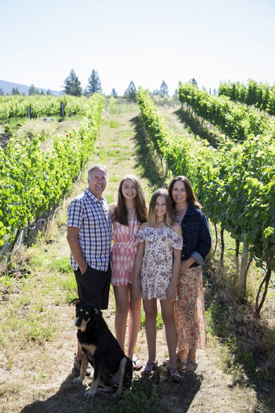 Interview with JAK Meyer from Meyer Family Vineyards!