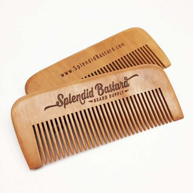 Beard Comb (wood)