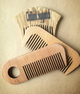 Sandalwood Beard Brush