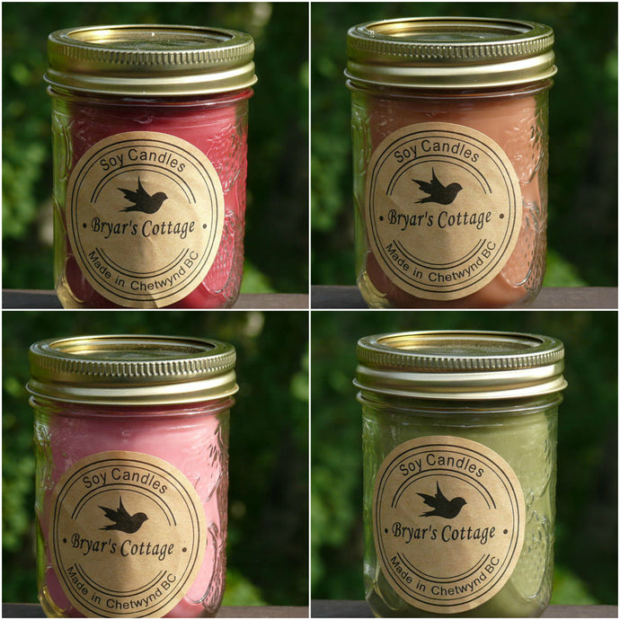 Bryar's Cottage Candles