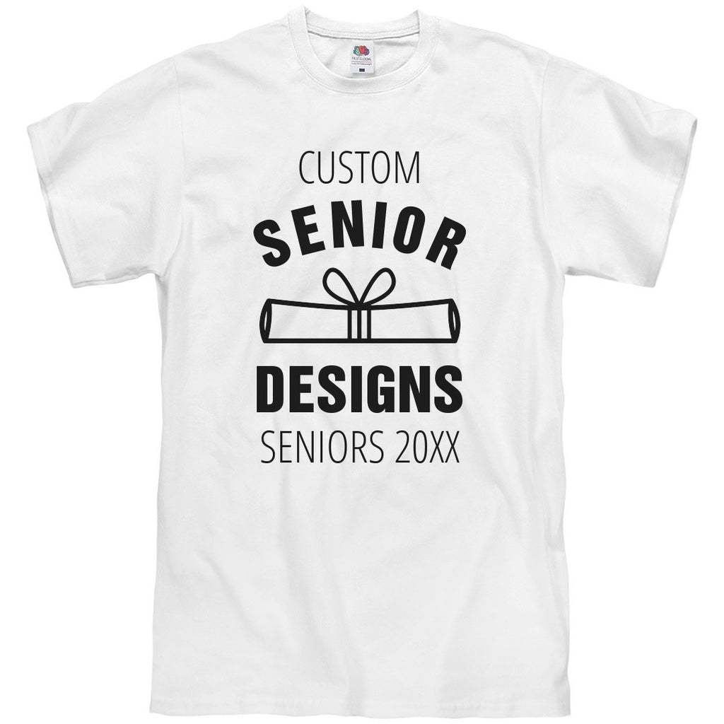 CUSTOM SENIORS GRADUATION DESIGN - Custom Allstars
