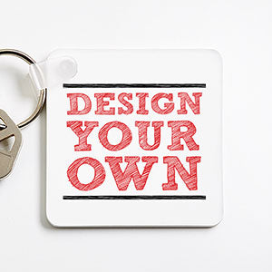 Design Your Own Personalized Keychain - Custom Allstars