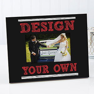 Design Your Own Personalized Picture Frame gift - Custom Allstars