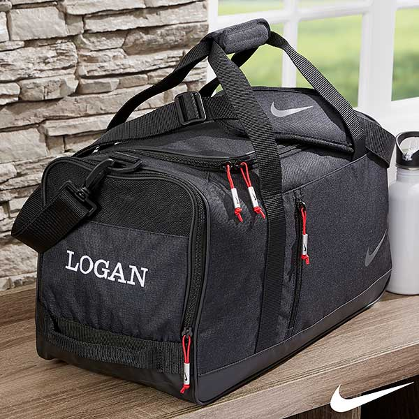 Nike® Embroidered Duffel Bag - Custom Allstars