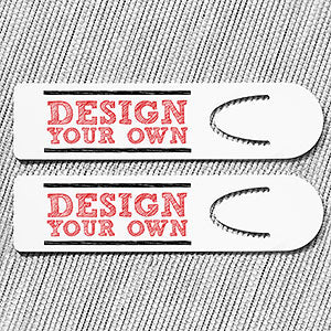 Design Your Own Personalized Bookmark Set - Custom Allstars