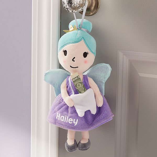 Sweet Dreams Personalized Tooth Fairy Pillow - Custom Allstars