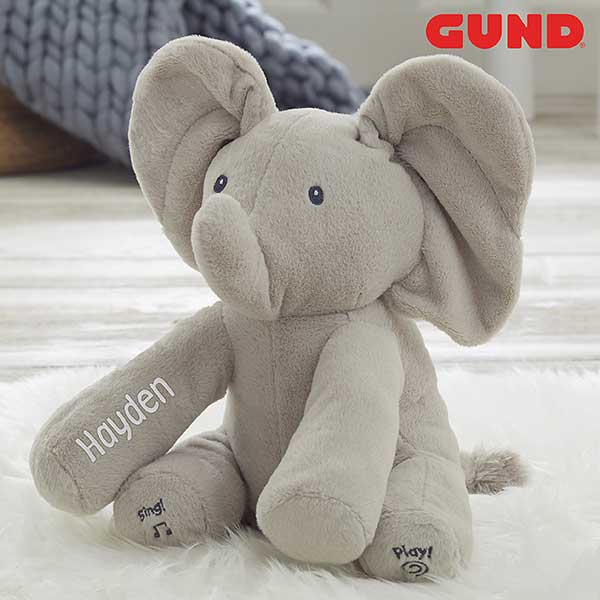 Gund® Personalized Flappy the Elephant - Custom Allstars