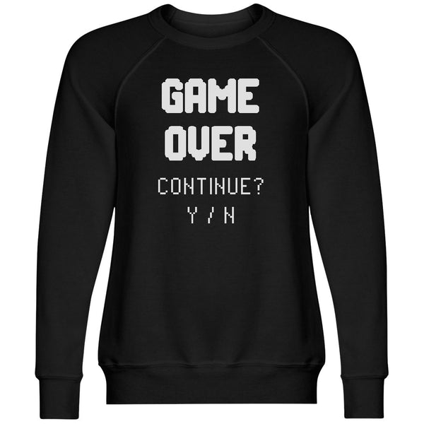 GAME OVER CONTINUE DESIGN - Custom Allstars