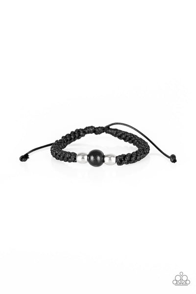 NEW RELEASES  6/2  Once Upon A FORESTER - Black MENS BRACELT