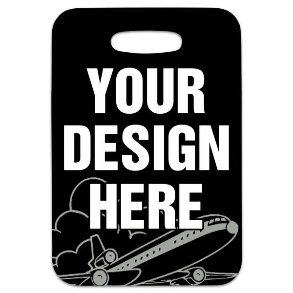 CUSTOM LUGGAGE TAGS printing - Custom Allstars
