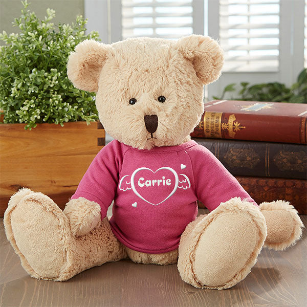 Cuddles Of Love Personalized Teddy Bear gift - Custom Allstars