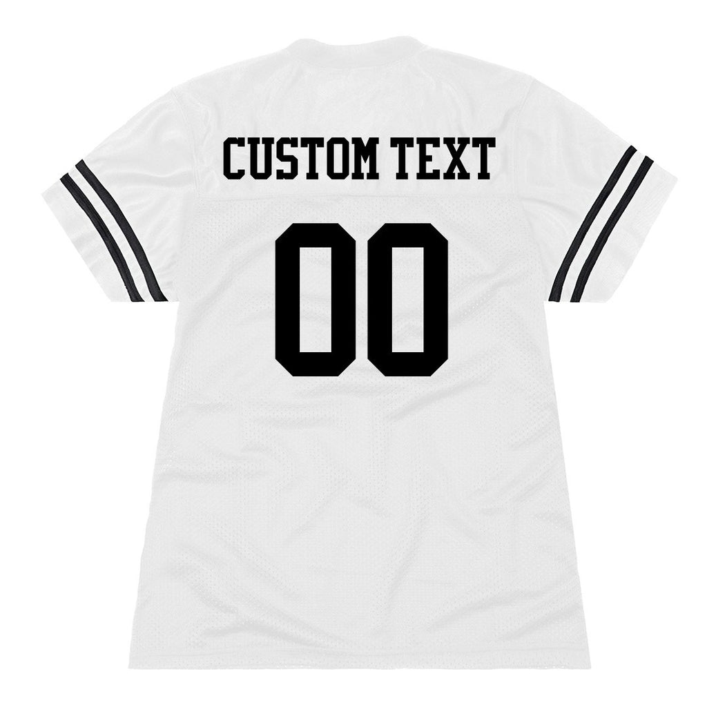 SPORTS CUSTOM BACK DESIGN - Custom Allstars