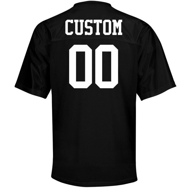 CUSTOM SPORTS BACK PRINT - Custom Allstars