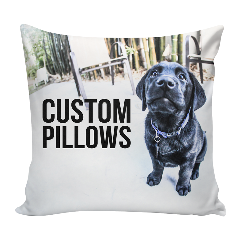 Custom printed pillows gift 2019x - Custom Allstars