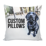 Custom printed pillows gift 2019x