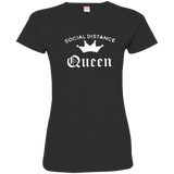 Social Distance Queen womens corona