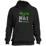 my God is greater Pullover Hoodie