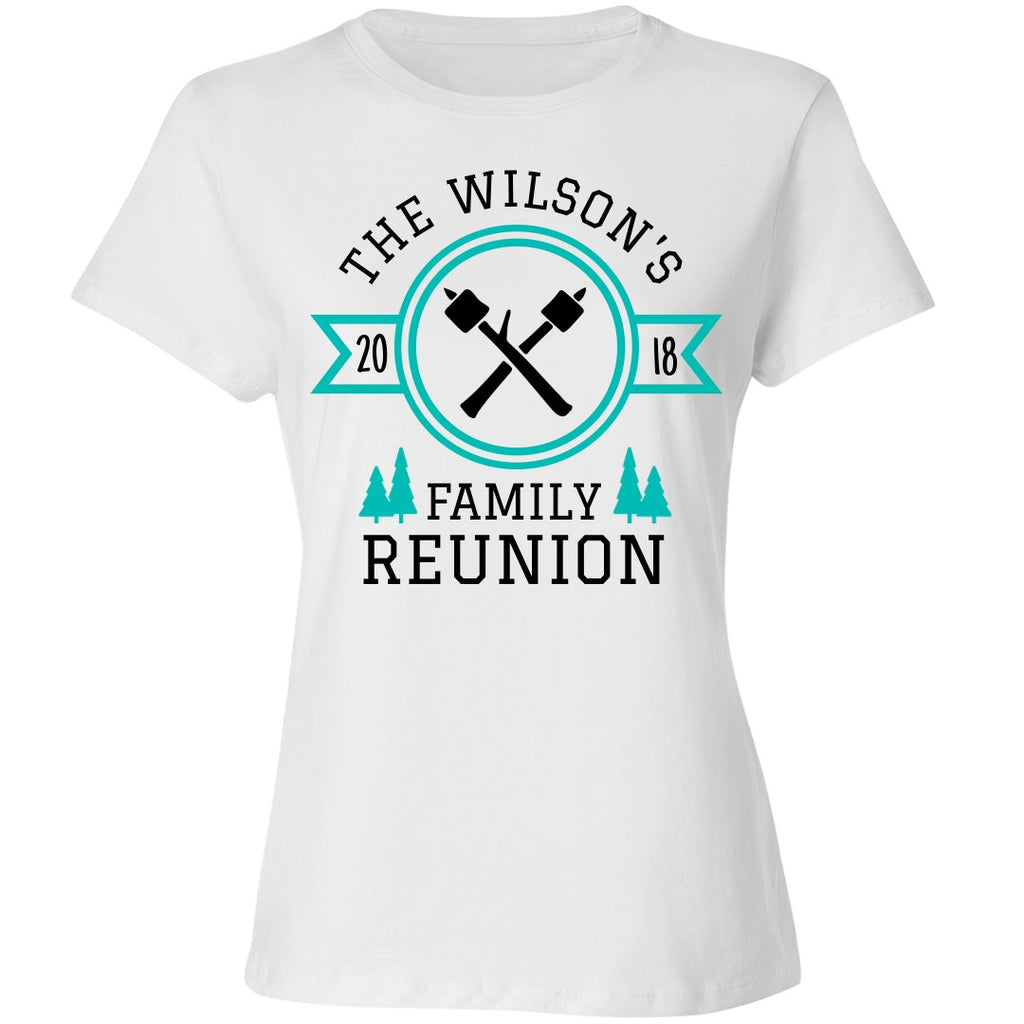 A CUSTOM FAMILY REUNION DESIGN - Custom Allstars