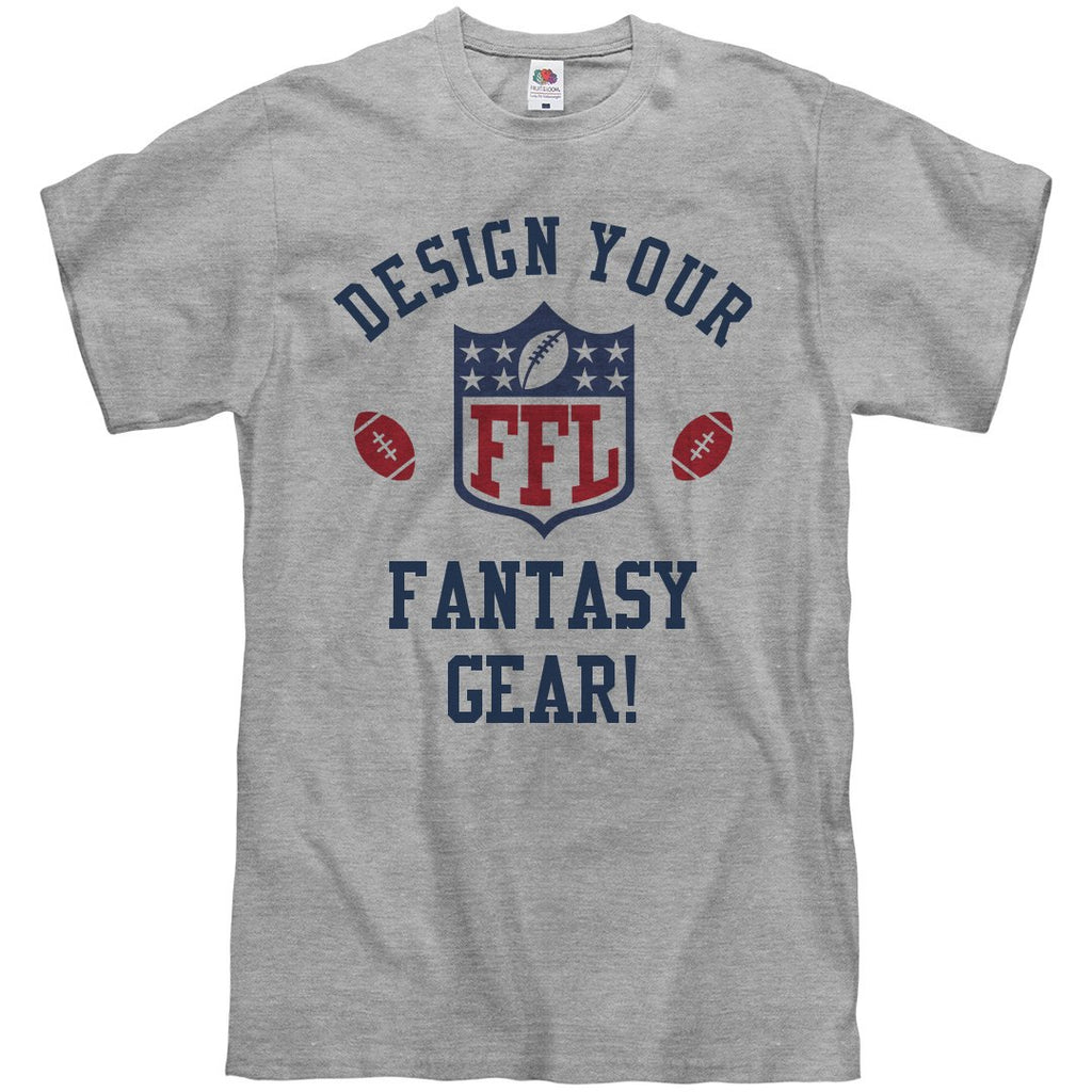 CUSTOM FANTASY FOOTBALL SHIRTS - Custom Allstars